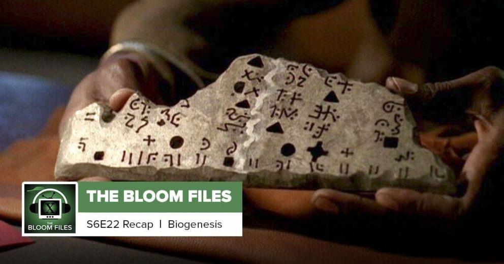 "The Bloom Files   The X-Files Season 6 Episodes 21 & 22: ""Field Trip"" & ""Biogenesis"""