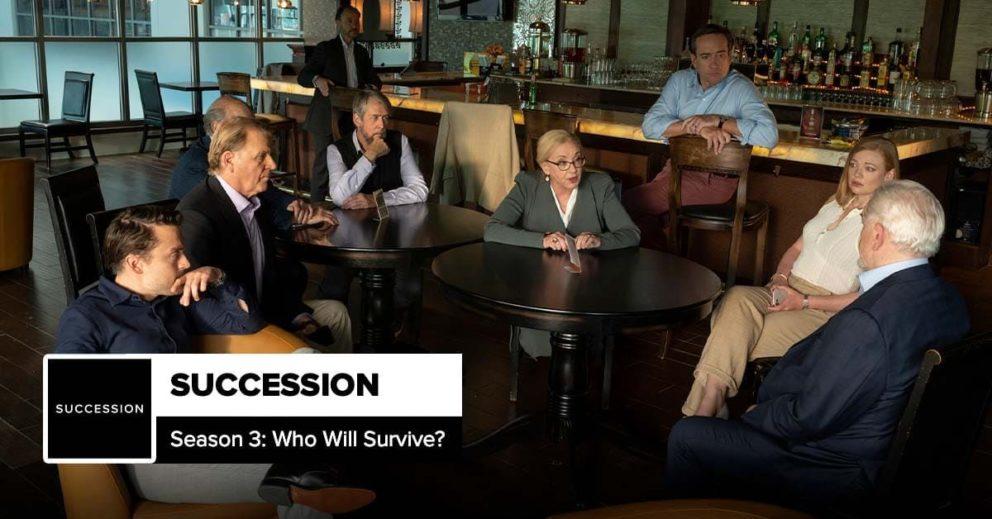 'Succession' Season 3: Who Will Survive?