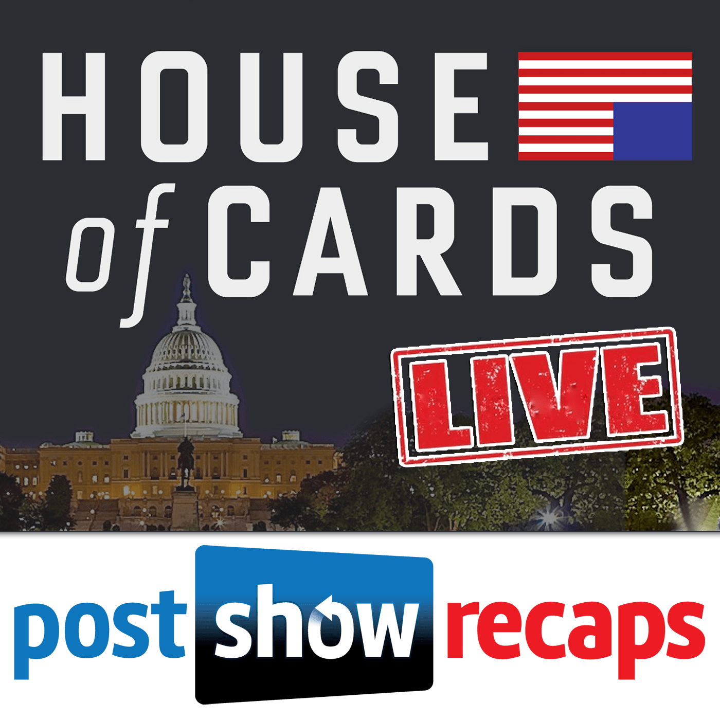 House of Cards LIVE: Post Show Recap of the Netflix Original Series
